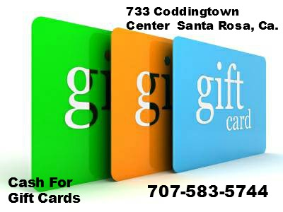 We pay cash for your unwanted gift cards.